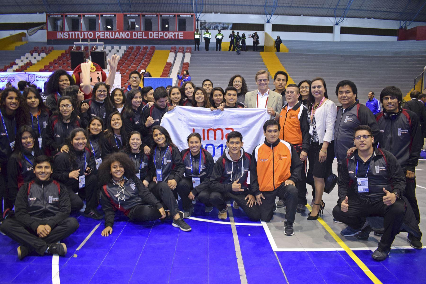 Los voluntarios será el alma de los Juegos Lima 2019. Se requieren 19 mil para cubrir las plazas