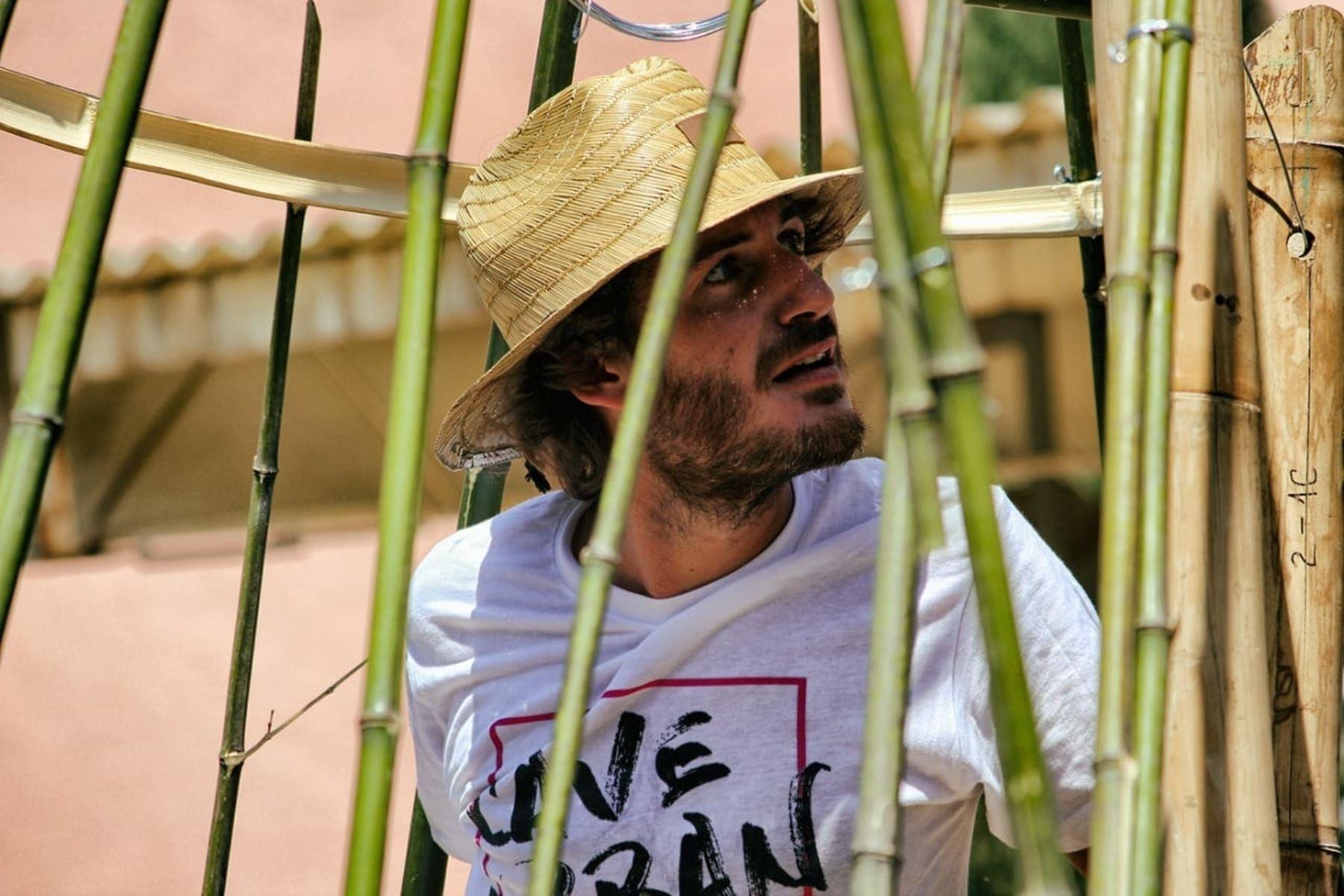 Los usos del bambú para generar desarrollo.