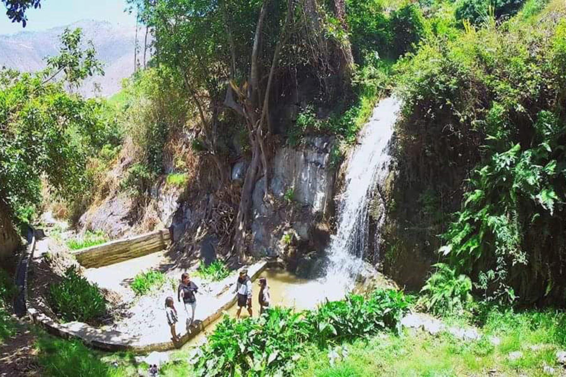 ANDINAConoce la nueva ruta turística que promociona Áncash en el caserío de Colcap, provincia del Santa. ANDINA
