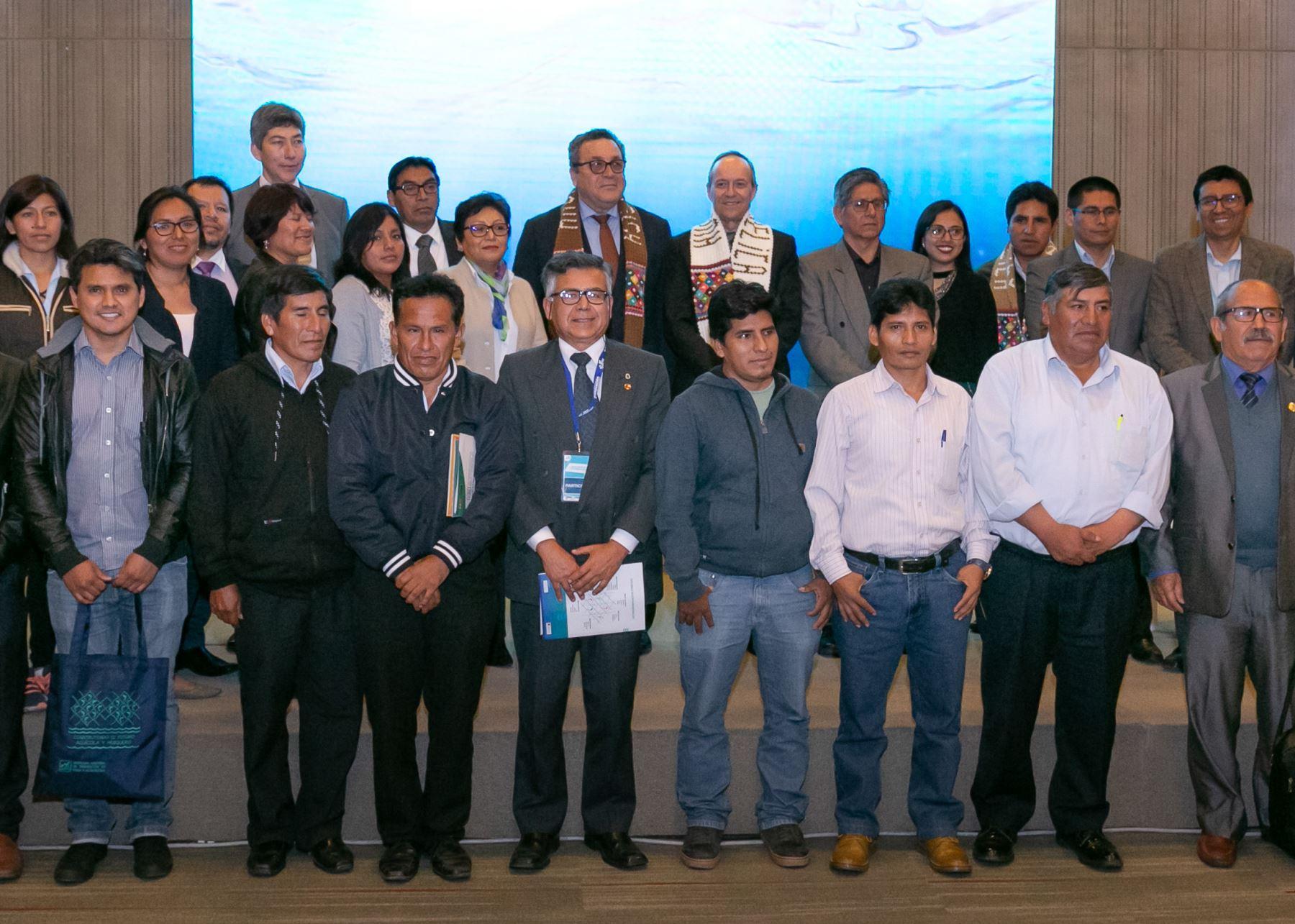 Ganadores de fondo para la innovación en pesca y acuicultura.