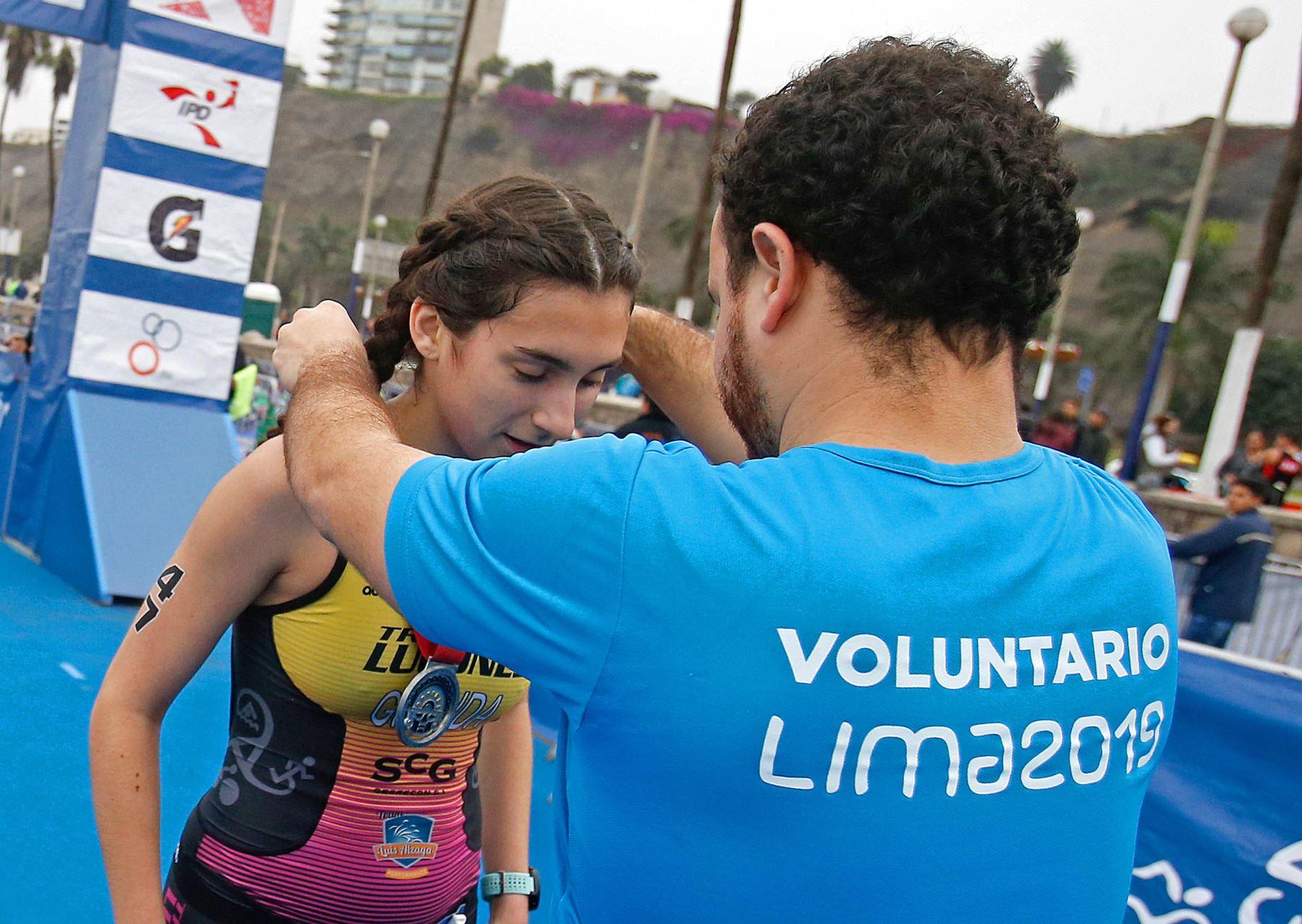 Se inicio la etapa de capacitación a las personas que aspiran a convertirse en voluntarios de los Juegos Panamericanos y Parapanamericanos Lima 2019