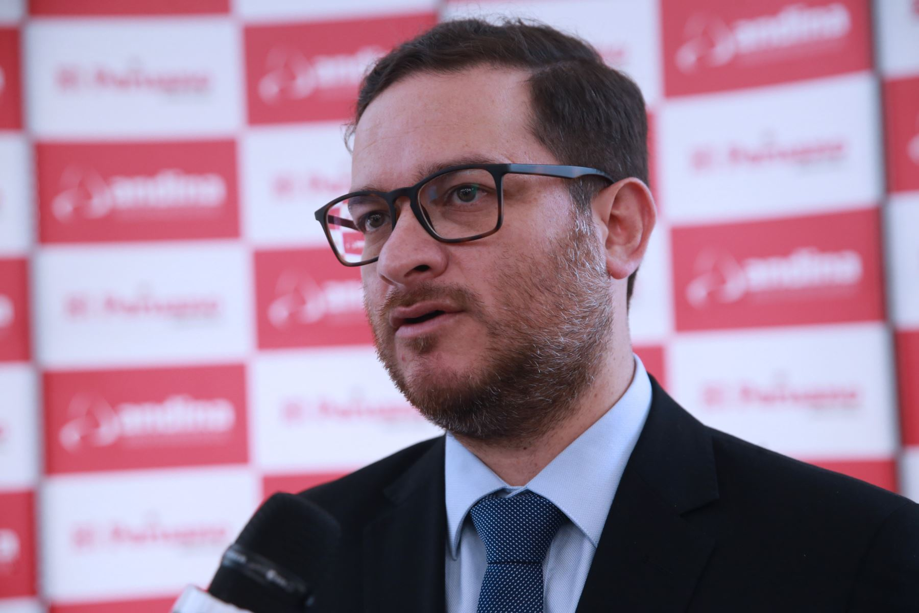Viceministro de Comercio Exterior, Edgar Vásquez.  ANDINA/Norman Córdova