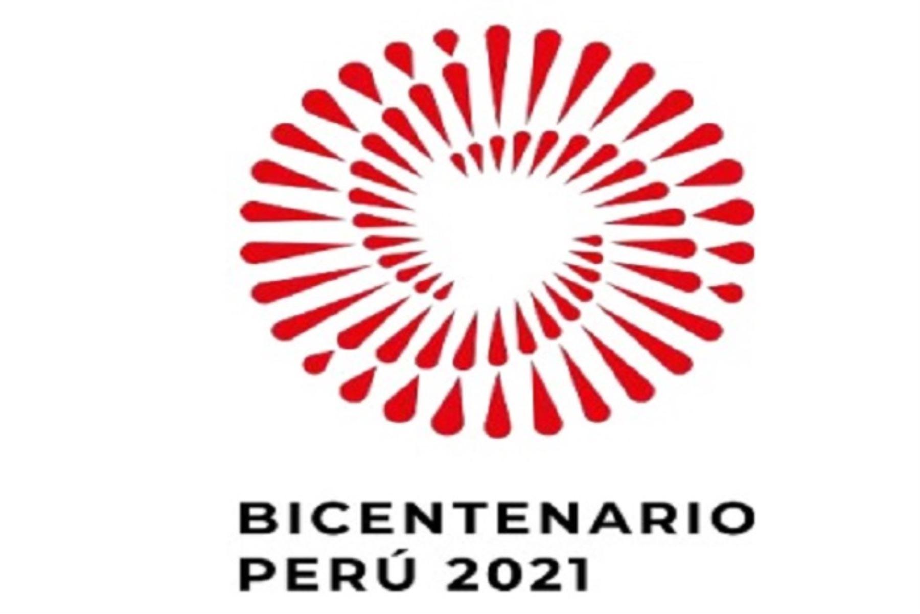 Logo del Bicentenario.