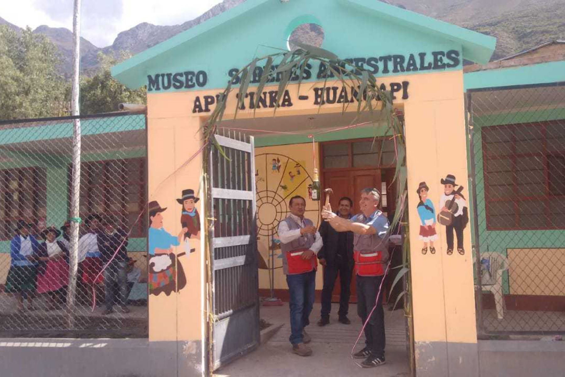Ayacucho: inauguran primer Museo de Saberes Ancestrales del Perú