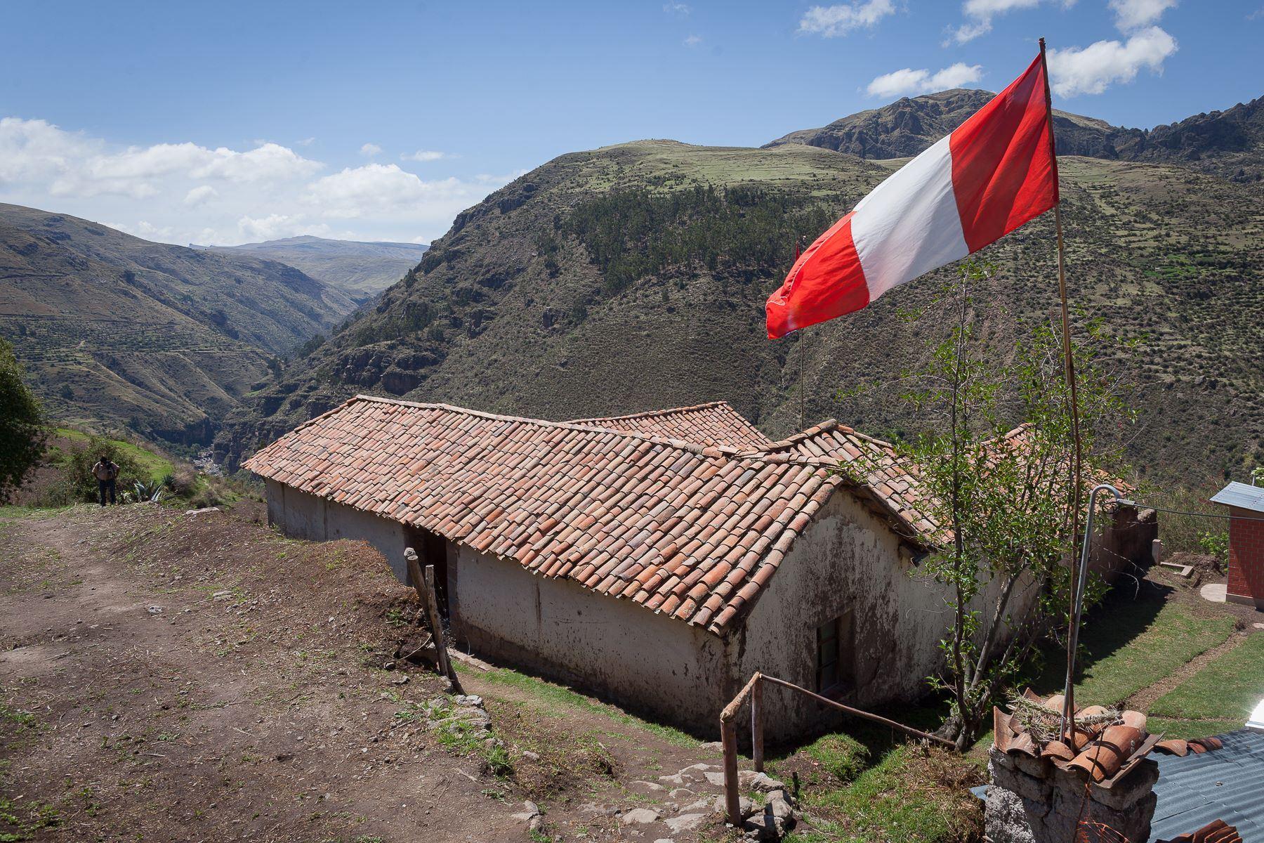 Dirección de Cultura de Cusco recuperará la casa donde nació y creció Túpac Amaru II en Surimana, provincia de Canas, en Cusco. ANDINA/Difusión