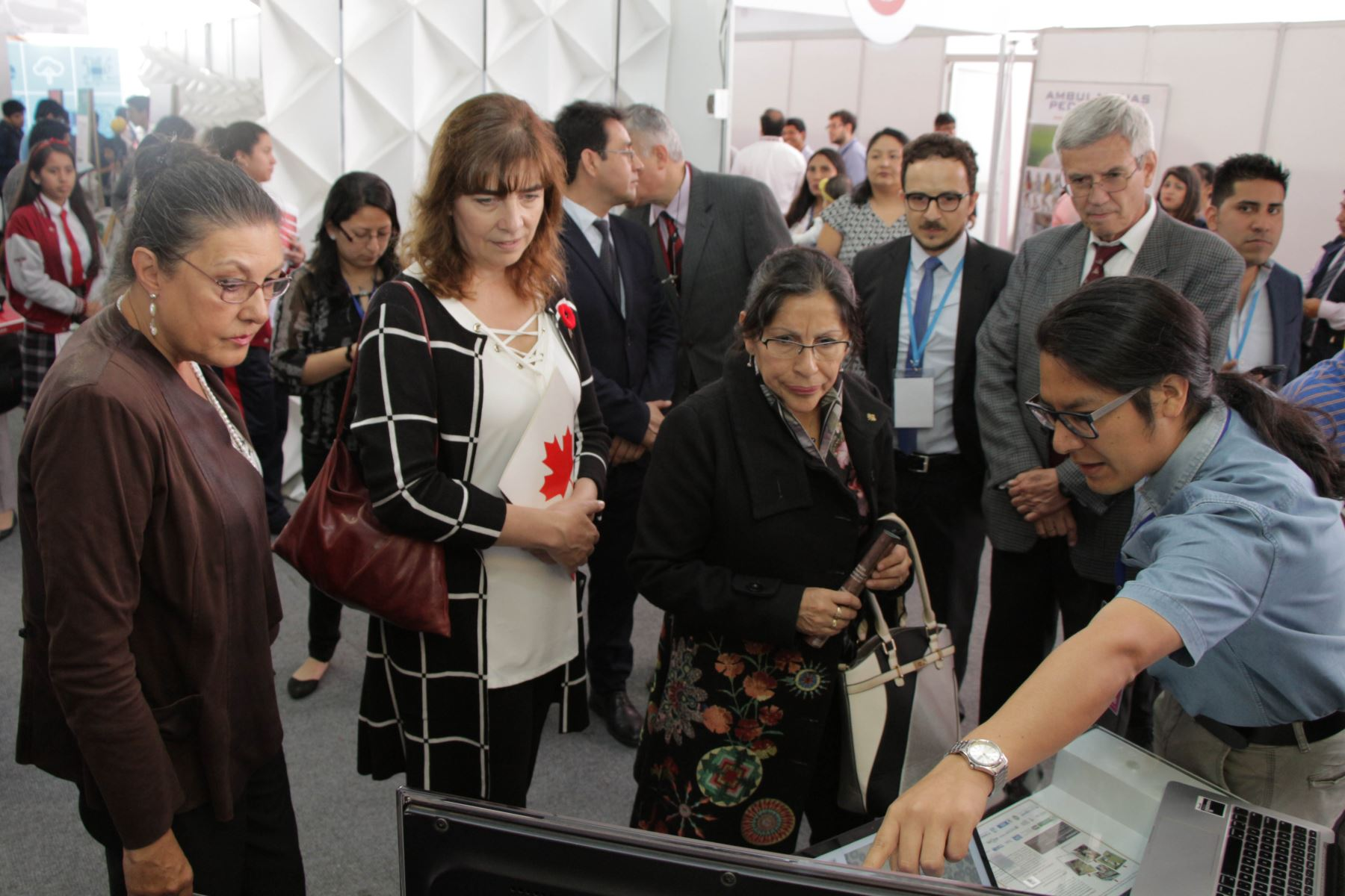 """Concytec inaugura Feria """"Perú con Ciencia"""""""