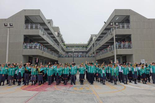 Certamen seleccionará mejores propuestas de diseño de colegios para las cinco zonas bioclimáticas del Perú. Foto: Minedu