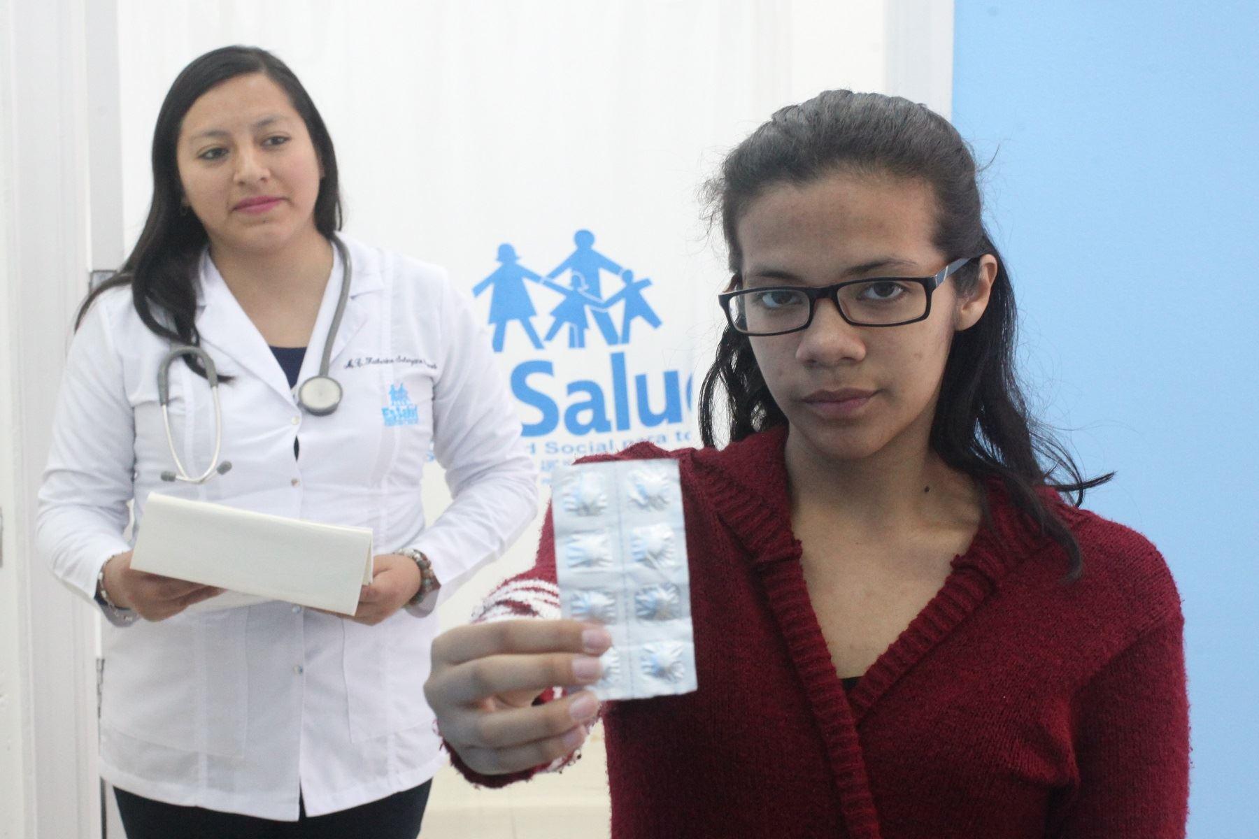 EsSalud advirtió sobre el consumo de valproato Foto: Difusión