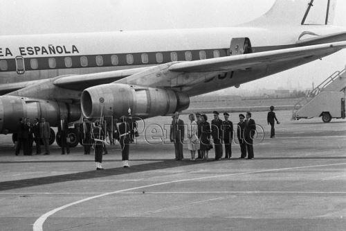 Visita de los reyes de España Juan Carlos I y Sofía al Perú durante los años 1978, 2001 y 2008