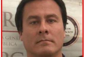 Edgar Paz Ravines fue detenido en México, cuatro años después de ser condenado a prisión. Foto: Twitter Mininter