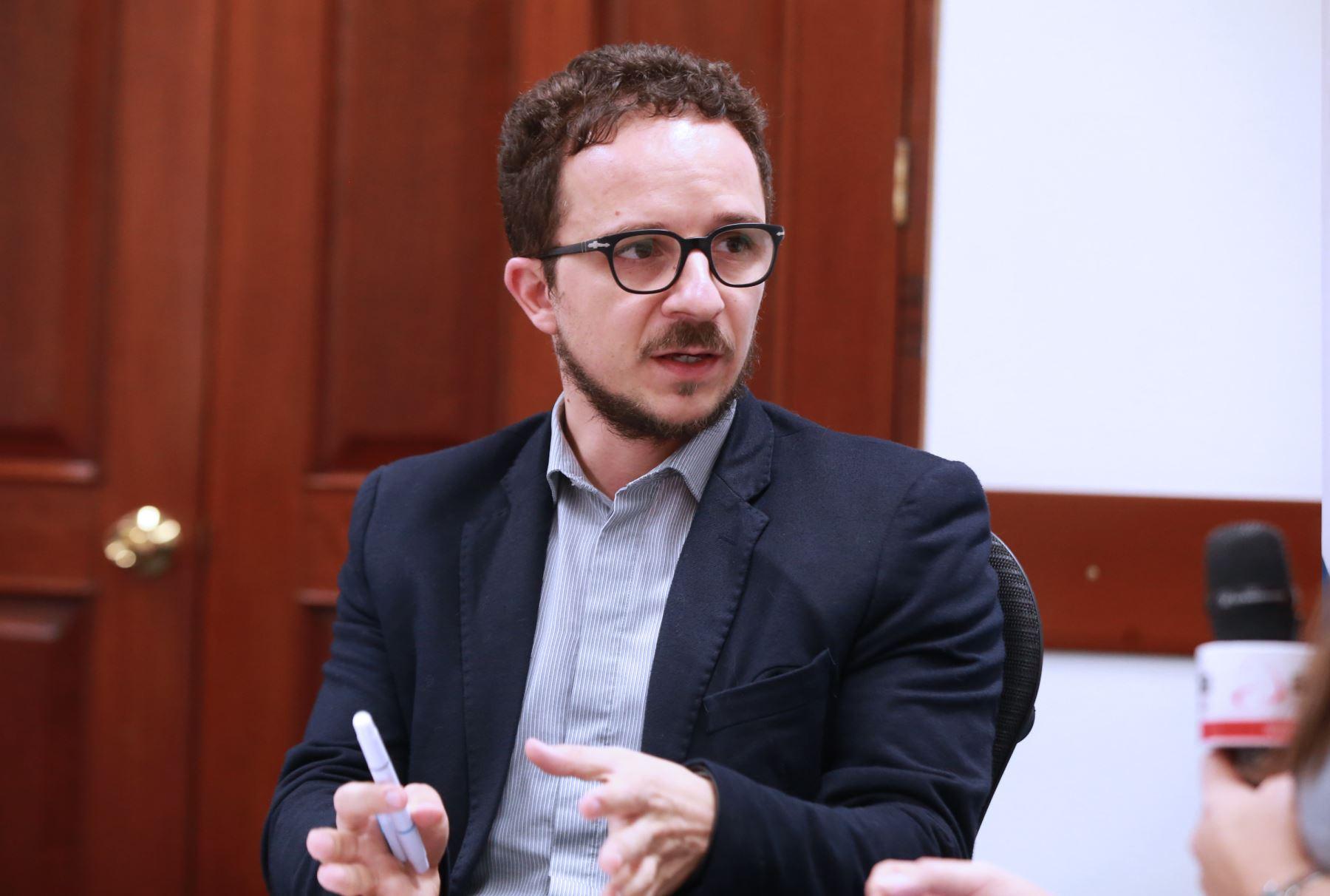 Foto: ANDINA/Norman Córdova