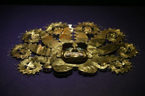 """Exposición """"Metales prehispánicos del Perú"""" muestra herencia milenaria"""