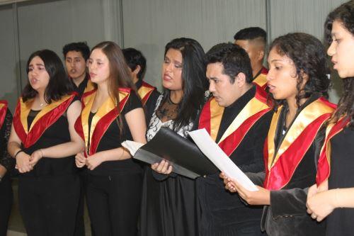 Festival de coros universitarios se realizará en Lima con el ingreso gratuito.
