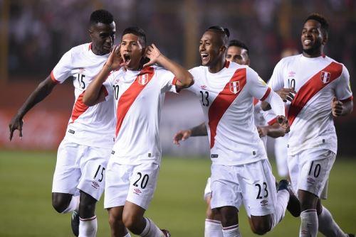 La selección peruana busca darle una alegría a la hinchada peruana que celebra el primer año de la clasificación al Mundial de Rusia 2018