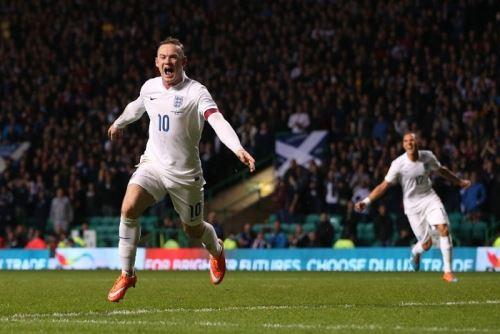 Wayne Rooney  se despide de la selección de Inglaterra enfrentando a Estados Unidos