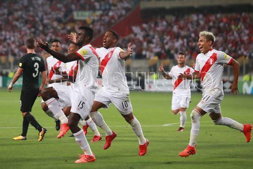 Hace un año Perú clasificó al Mundial de Rusia 2018