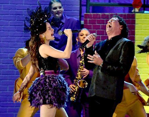 Asi se vivió la entrega del Grammy Latino