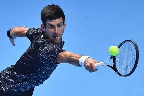 Novak Djokovic se mantiene como número 1 del tenis mundial y terminará el año año en esa posición