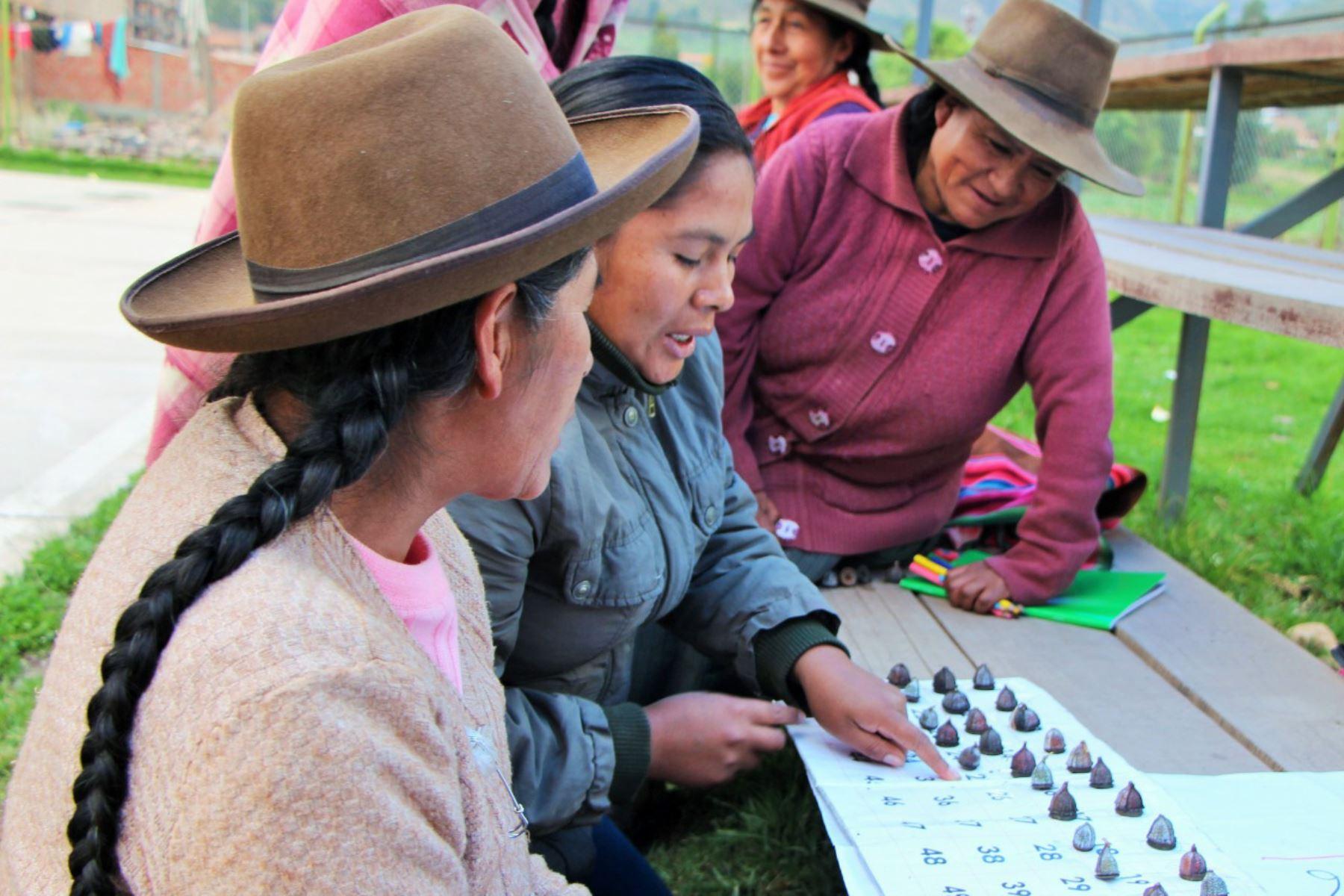 Mapa etnolingüístico ayudará a mejorar atención en lenguas originarias.   Foto. ANDINA/Difusión
