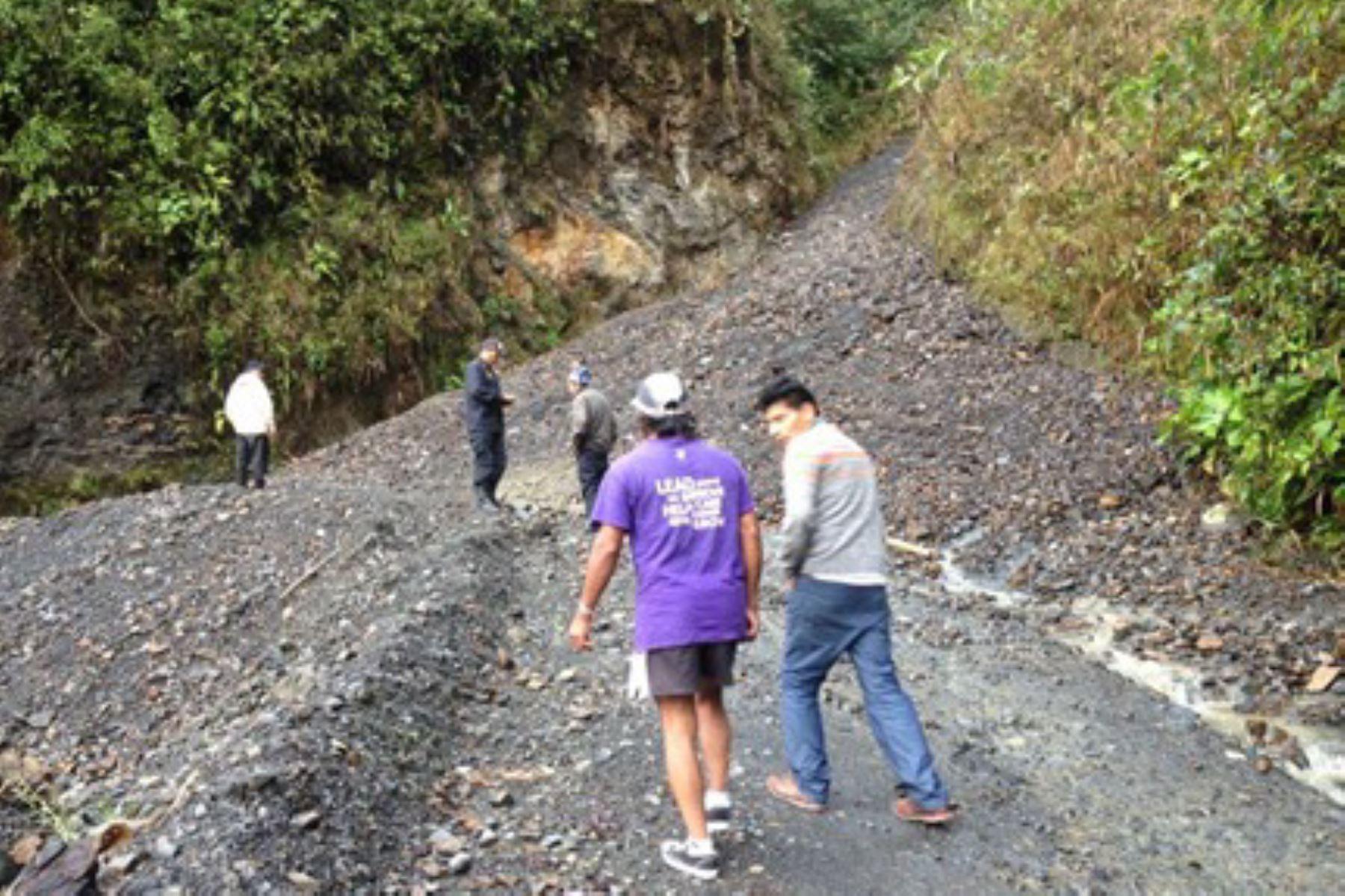 Autoridades de Cusco piden tomar precauciones en el traslado de turistas que visitan el Parque Nacional del Manu. ANDINA
