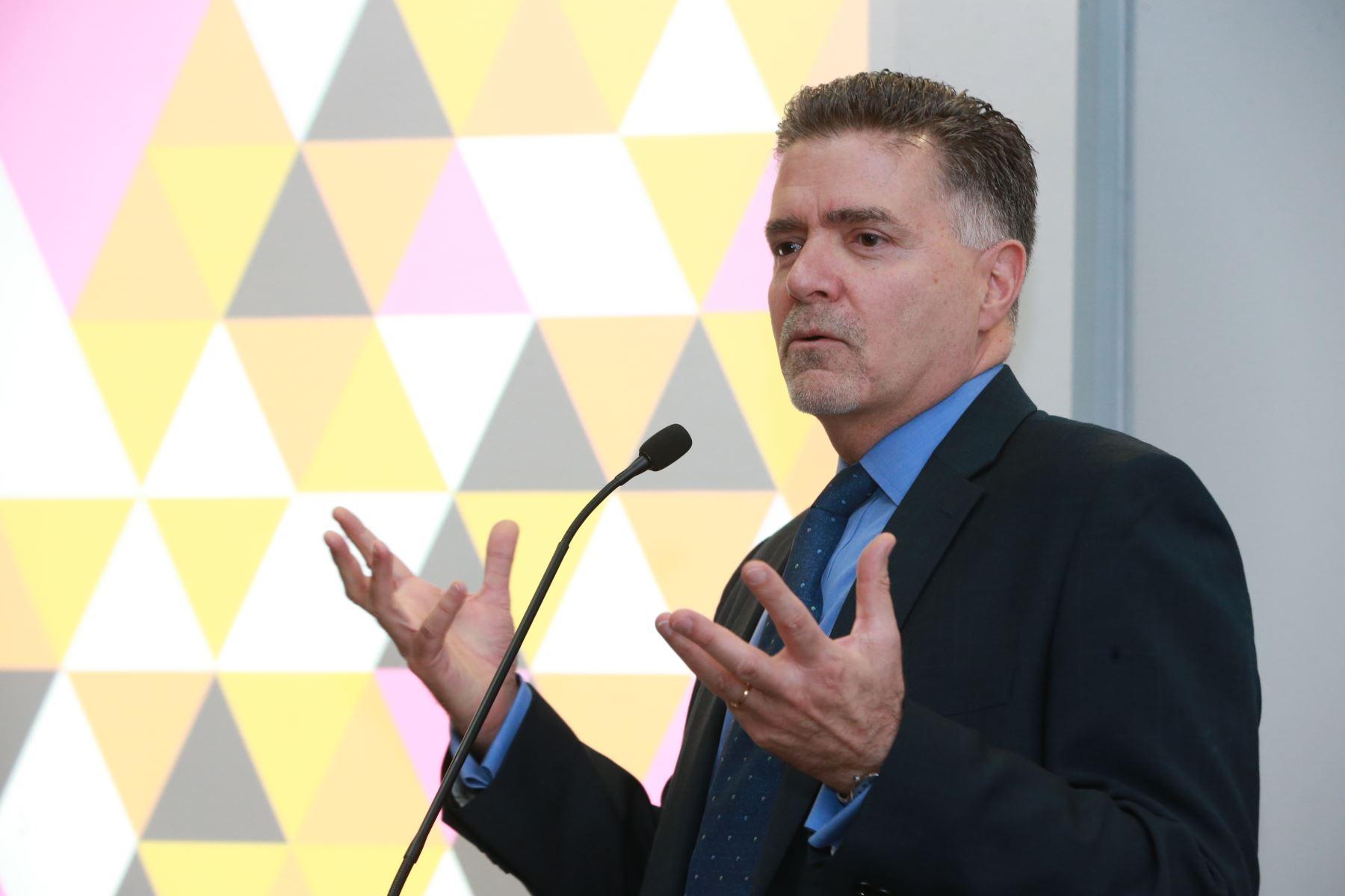 Jefe de la Superintendencia del Mercado de Valores (SMV). Foto: ANDINA/Norman Córdova