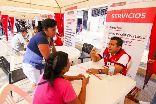 Esta semana, el ministro Vicente Zeballos dará inicio a la Caravana de la Justicia en la ciudad de Pucallpa, región Ucayali.