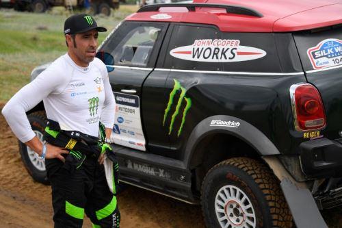 Nani Roma apunta a repetir su título  del 2014 en el rally Dakar 2019, que se desarrollará de manera integra en el Perú.