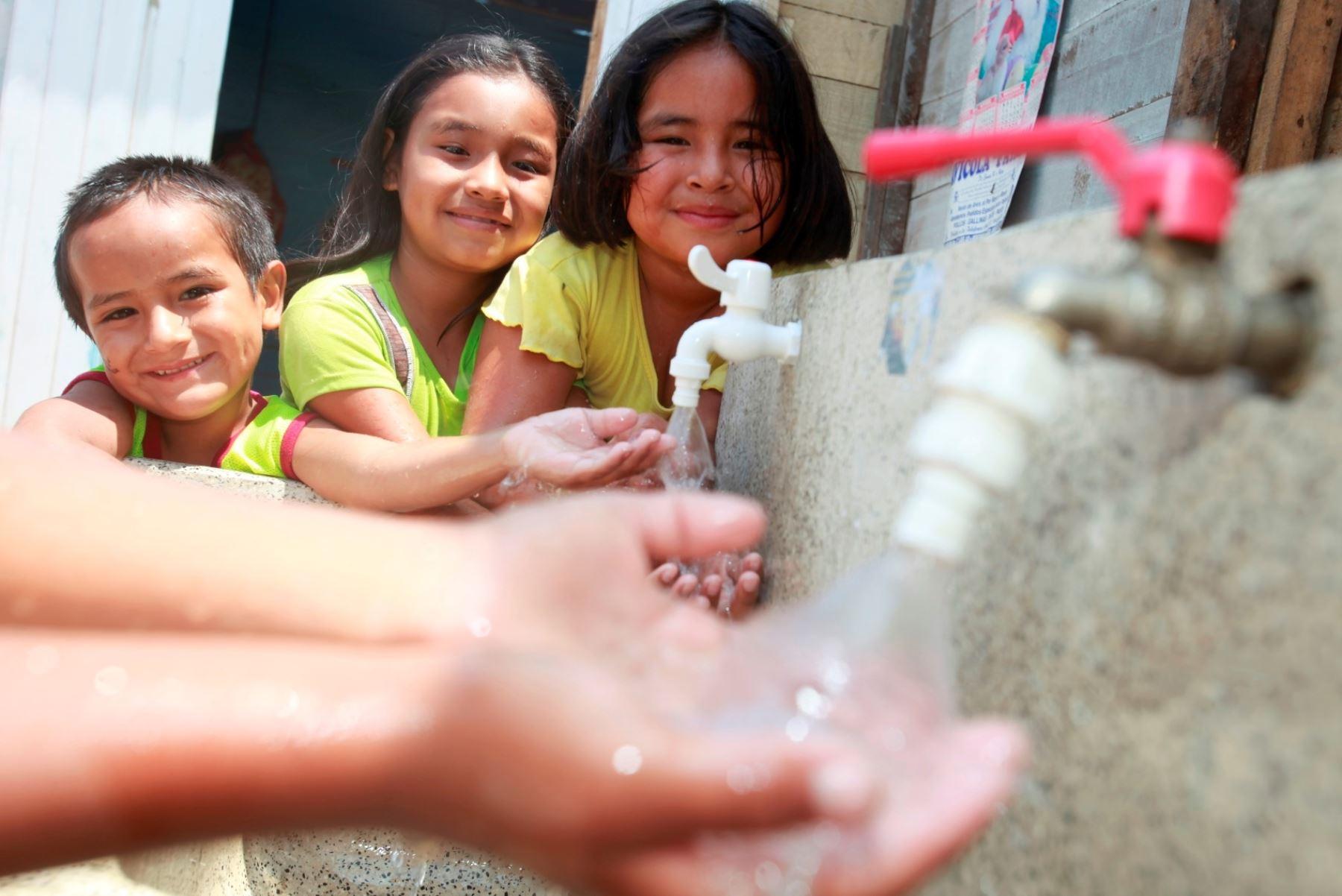 Megaproyecto de agua y desagüe beneficiará a 217,000 pobladores de Ayacucho. ANDINA/Difusión