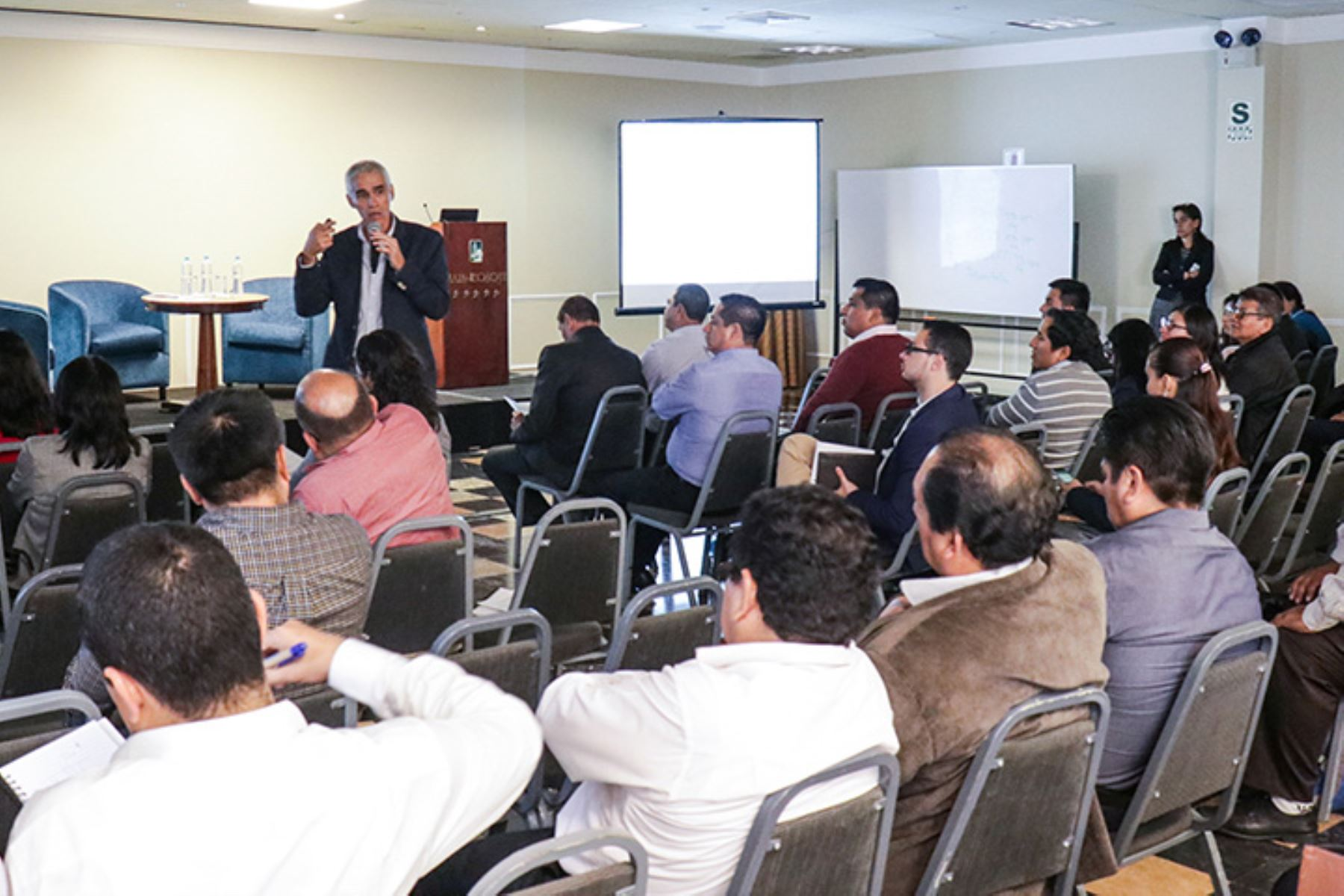 Presentan recomendaciones sobre remediación ambiental en el Lote 192, en Loreto. ANDINA/Difusión