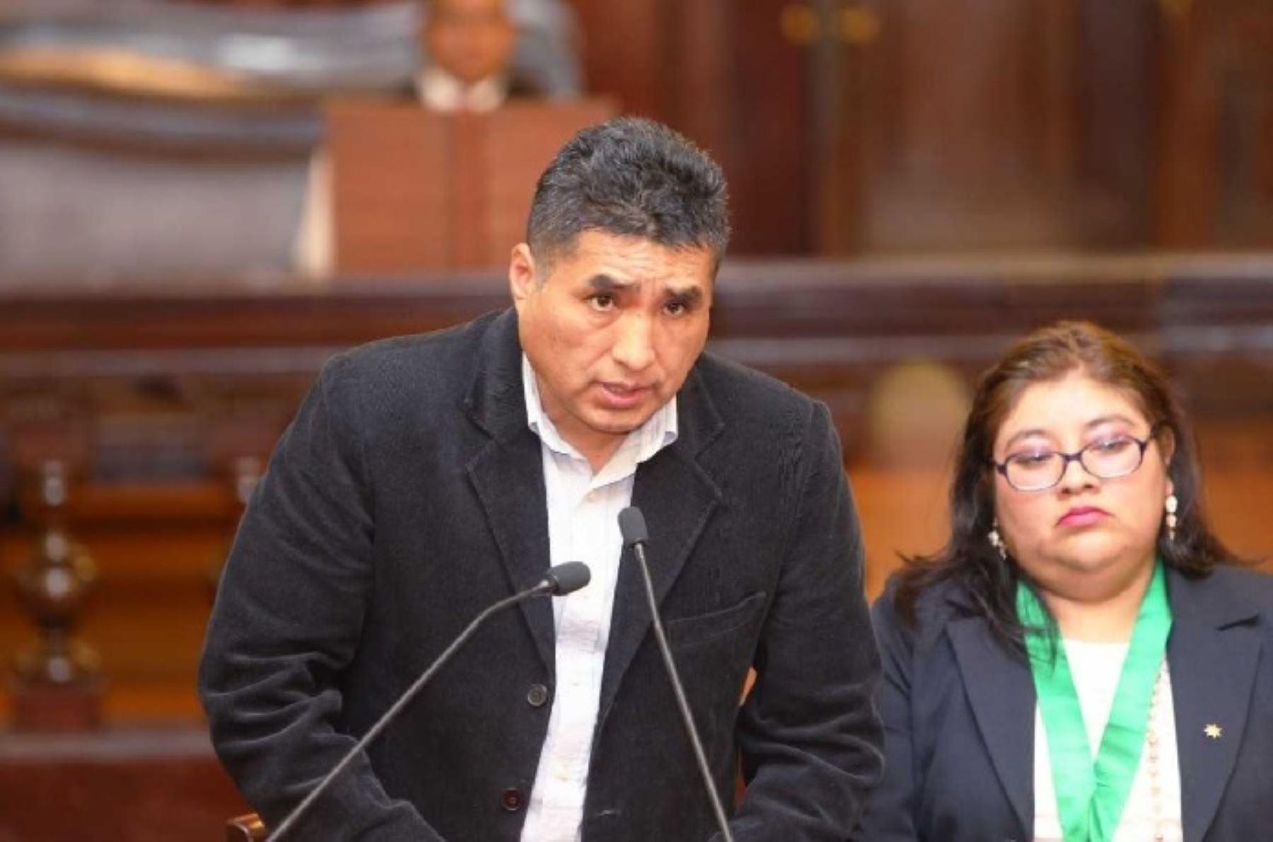 Junta Nacional de Justicia destituye a juez Jorge Balbín Olivera