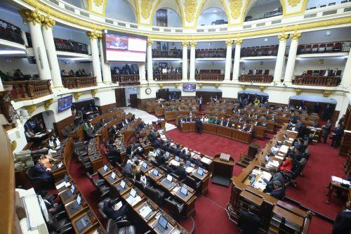 Pleno del Congreso, Foto: Cortesía