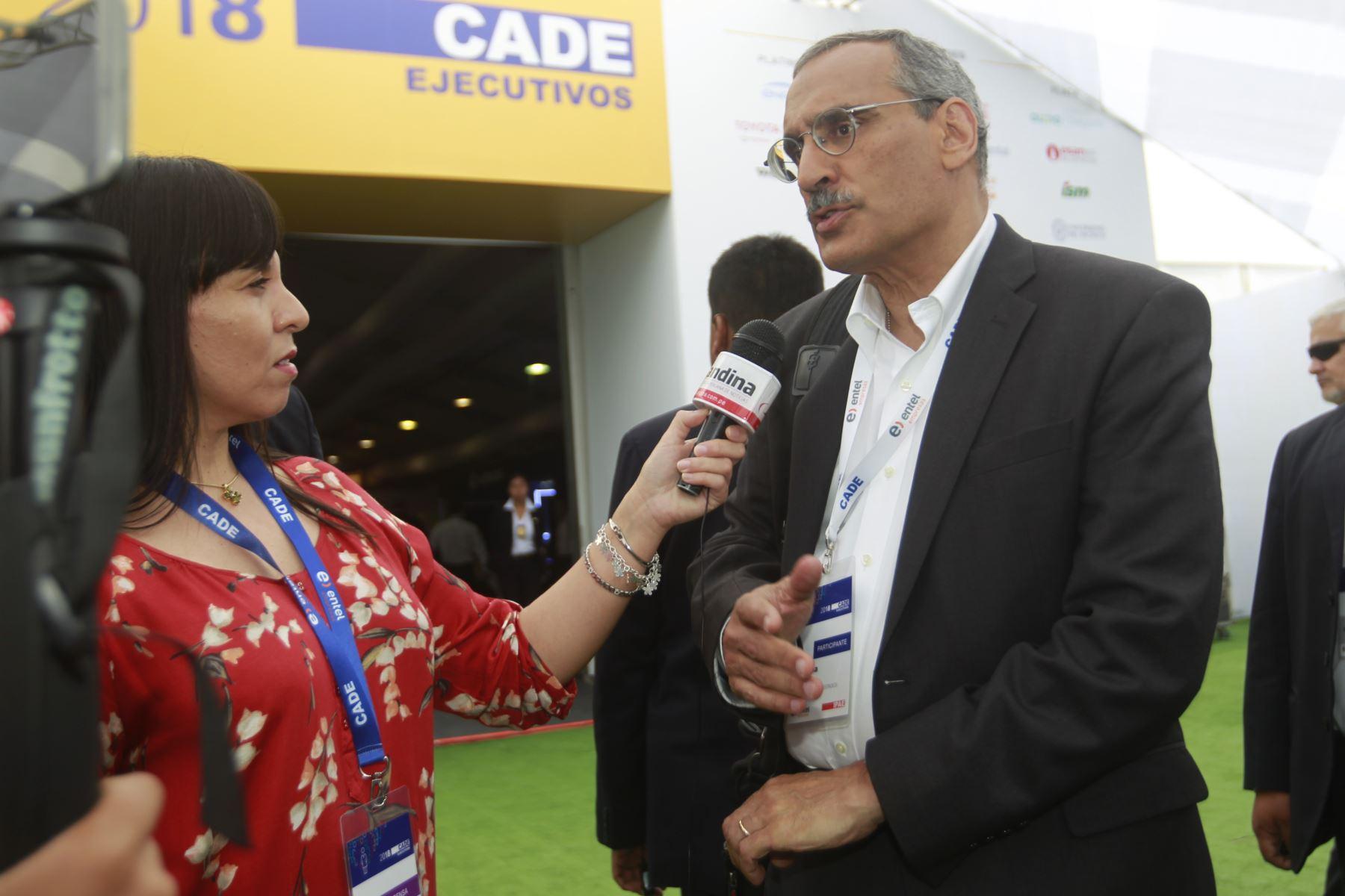 El embajador de Estados Unidos destaca la independencia de poderes en Perú