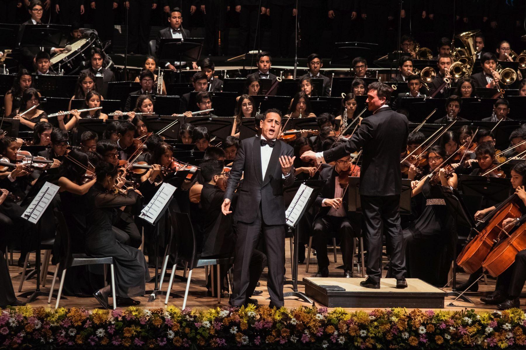 Sinfonía por el Perú alcanza triple disco de platino.