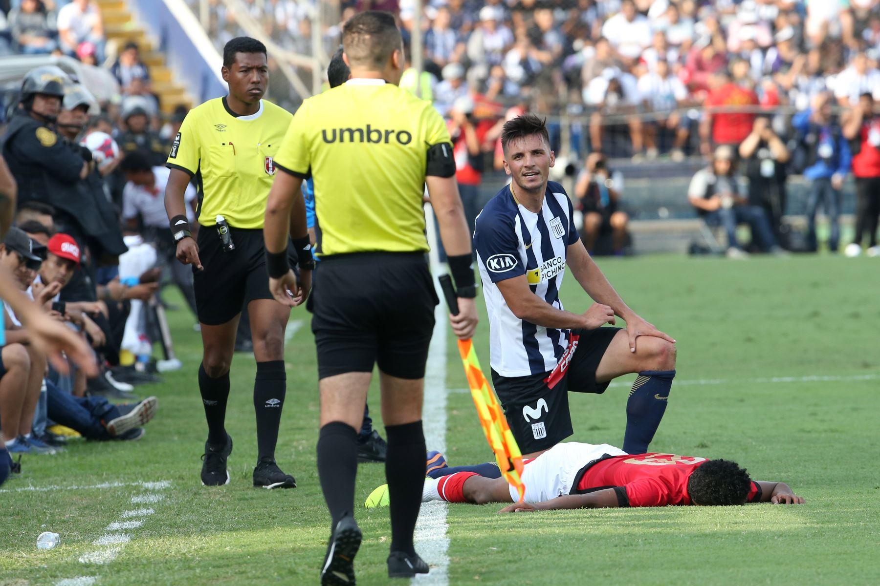Alianza Lima y Melgar igualaron y definirán pase a la final el jueves en Arequipa. Foto: ANDINA/Vidal Tarqui