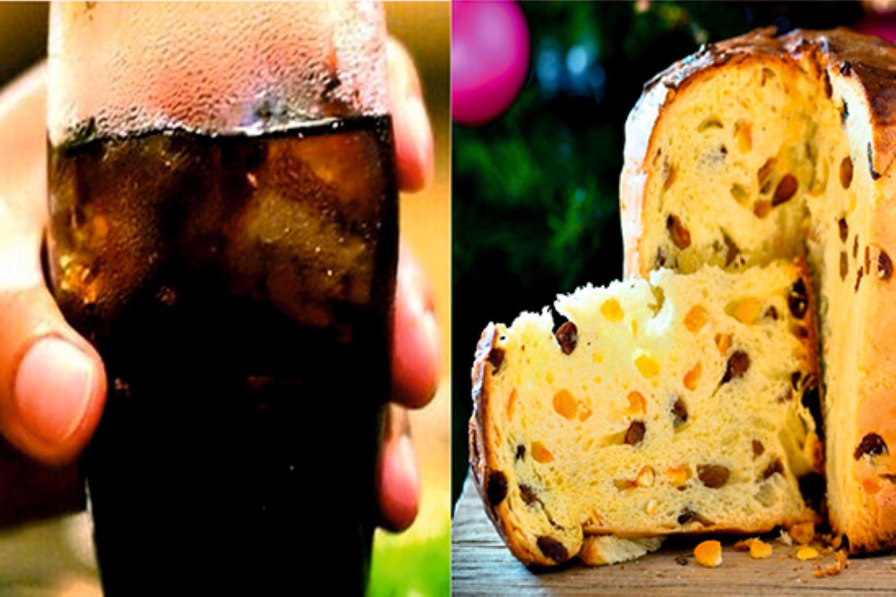 Experto pidió a la población no excederse en el consumo de calorías y azúcar en las fiestas de Navidad y Año Nuevo. Foto: EsSalud