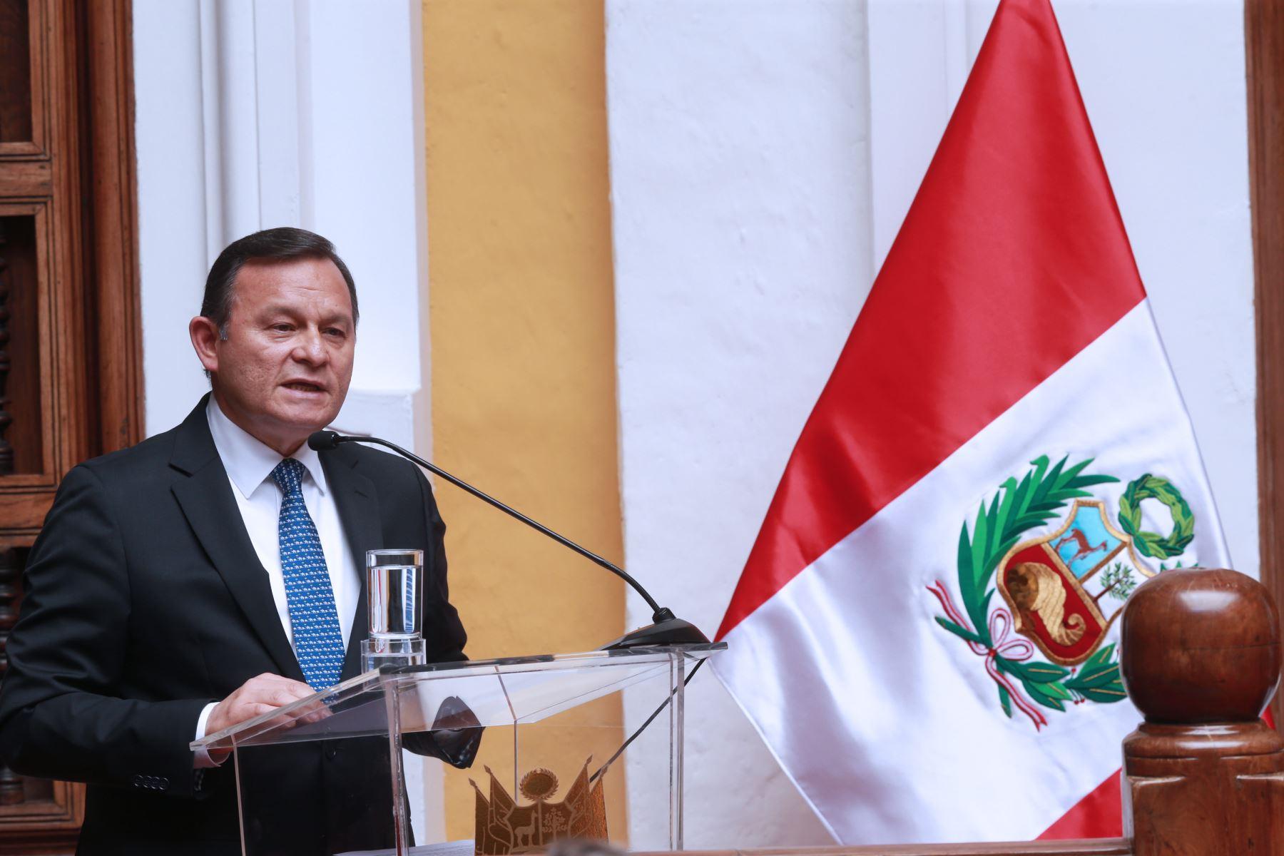 Arreaza rechazó propuesta de Perú de romper relaciones con Venezuela