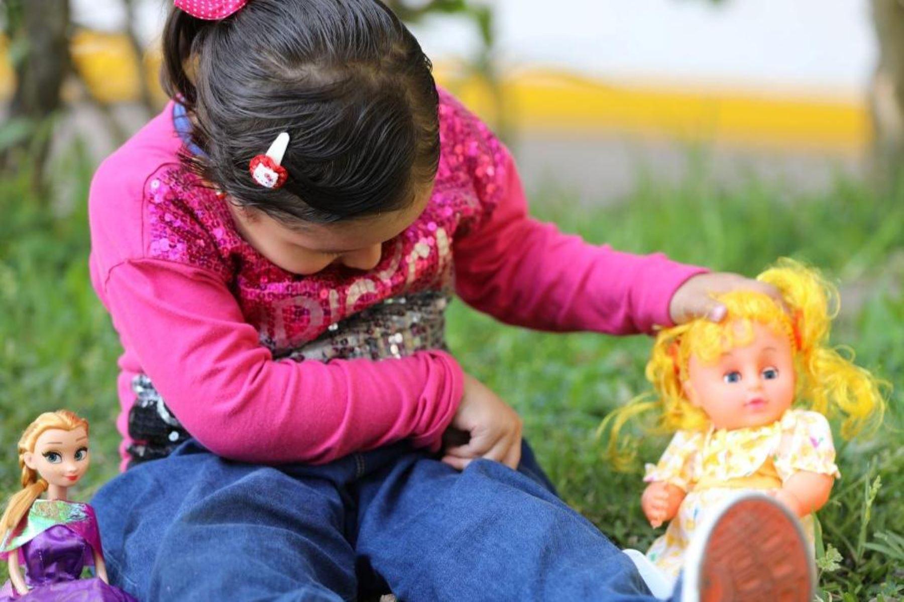 Navidad: plomo en juguetes puede afectar el sistema nervioso de niños. Foto: ANDINA/Difusión.