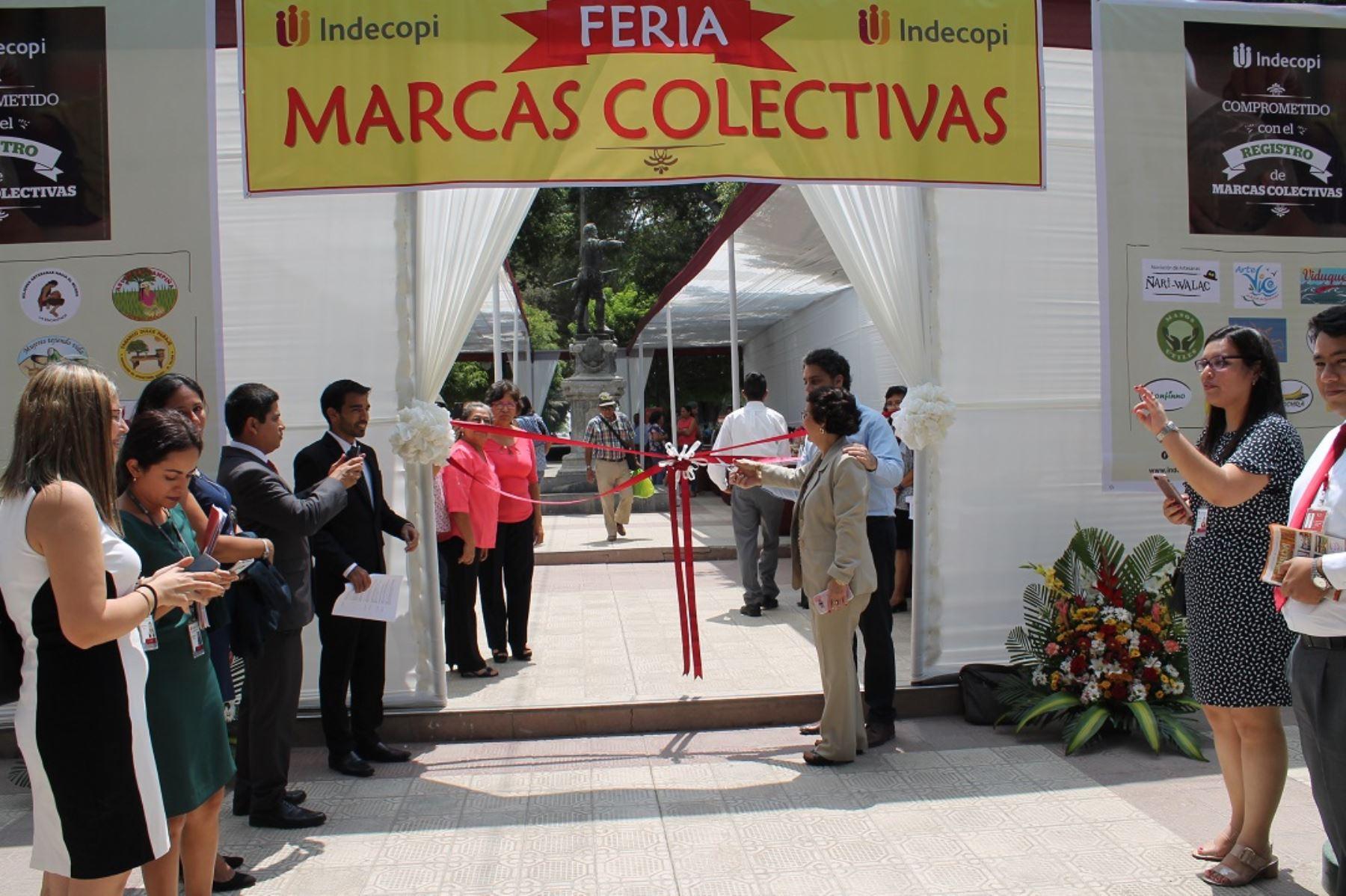 Artesanos, productores y comunidades campesinas de Piura y Tumbes obtienen sus marcas colectivas gratuitas. ANDINA/Difusión