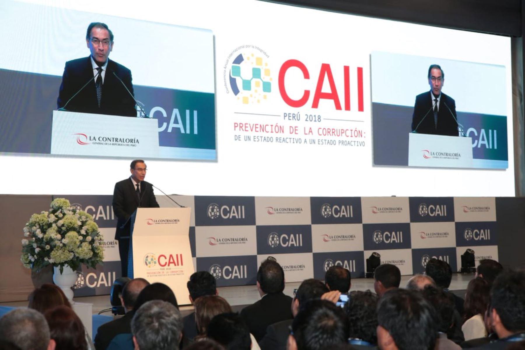 Presidente observará proyecto que reduce penas para sancionar financiamiento ilegal