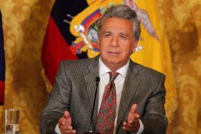 Presidente de Ecuador, Lenín Moreno Foto: EFE