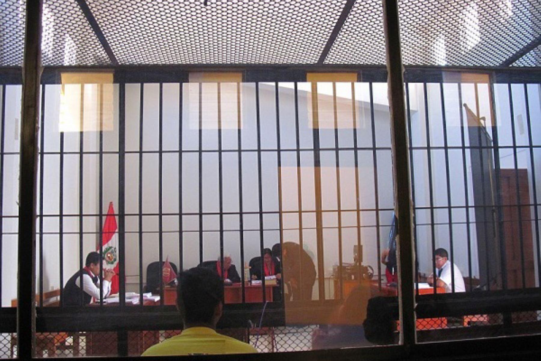 Alejandro Pando Velásquez (45) purgará cadena perpetua por abusar de su hija de 13 años, informó la Primera Fiscalía Penal Corporativa de Tambopata.