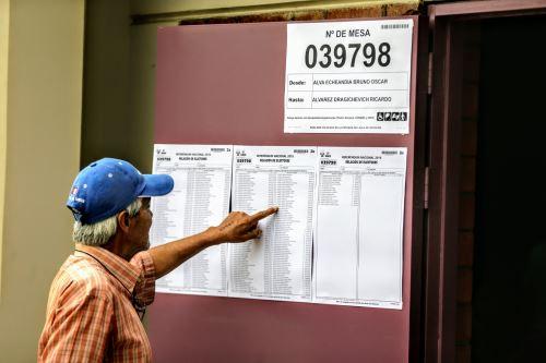 Universidad Agraria inicia el proceso del referéndum