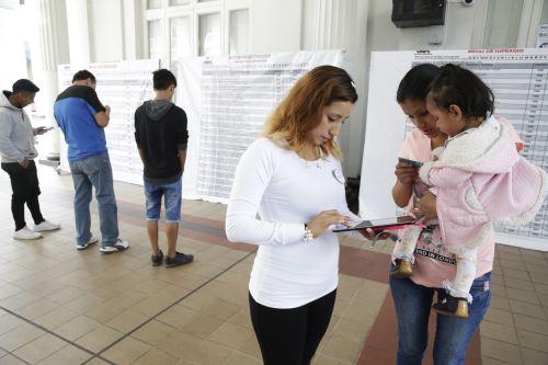 Colegio Guadalupe inicia el proceso del referéndum
