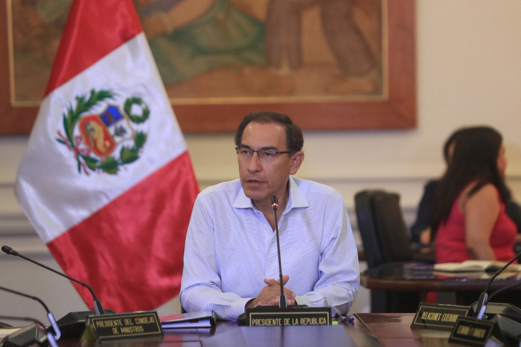 Ministerio Público no tiene la solidez para trabajar — Martín Vizcarra