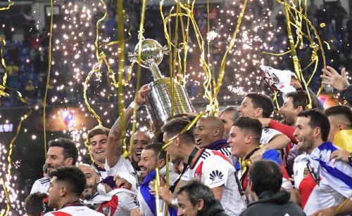 River Plate campeón de la Copa Libertadores 2018 al vencer 3-1 a Boca Juniors