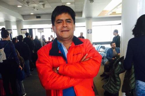 Virtual gobernador regional de Ayacucho, Carlos Rúa, priorizará atención a lucha contra la anemia.