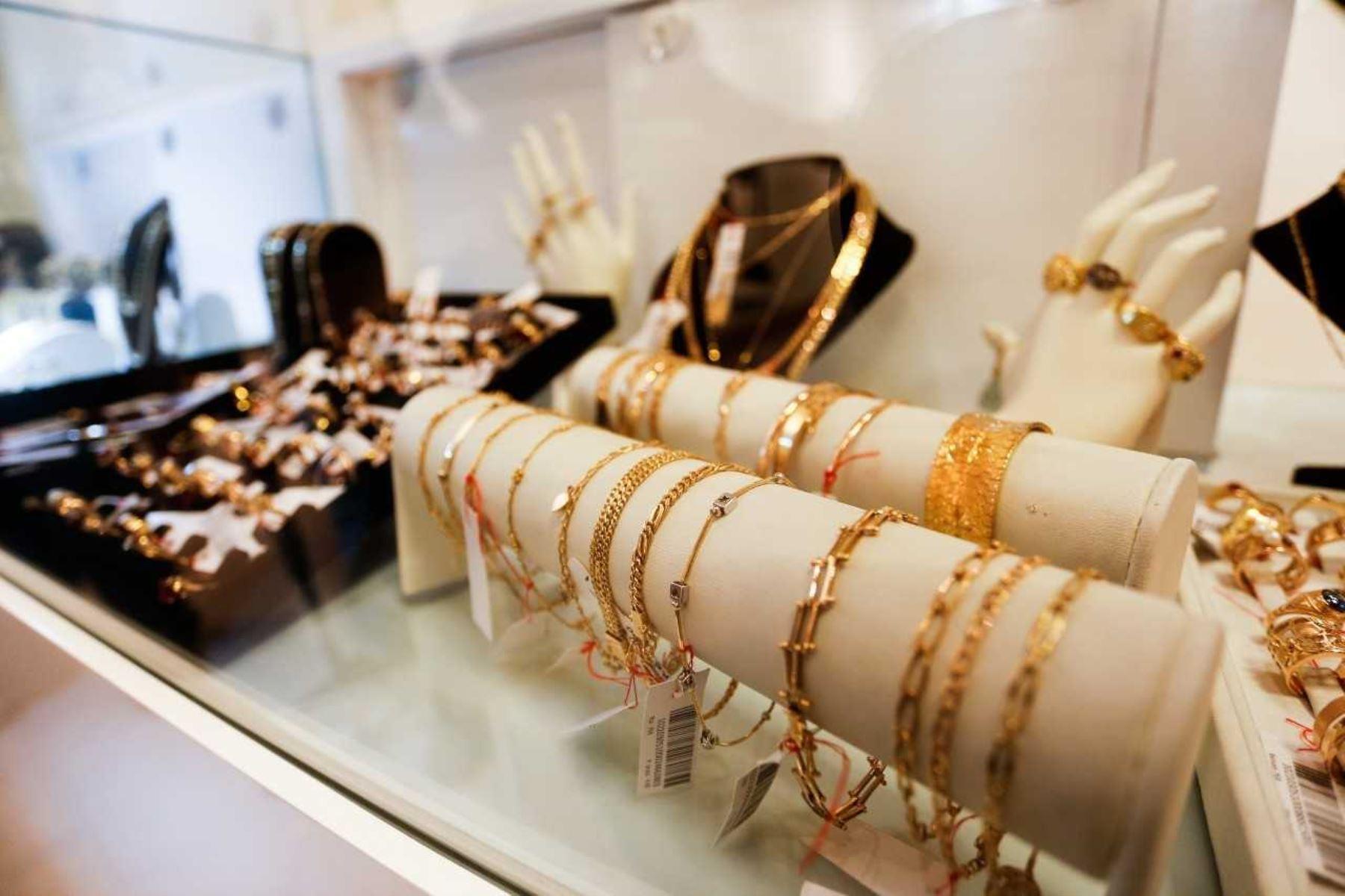 Exportaciones de joyería sumaron US$ 43 millones y crecieron 412.5 % a mayo