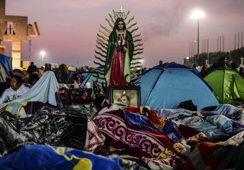 Así celebran a la Virgen de Guadalupe en México