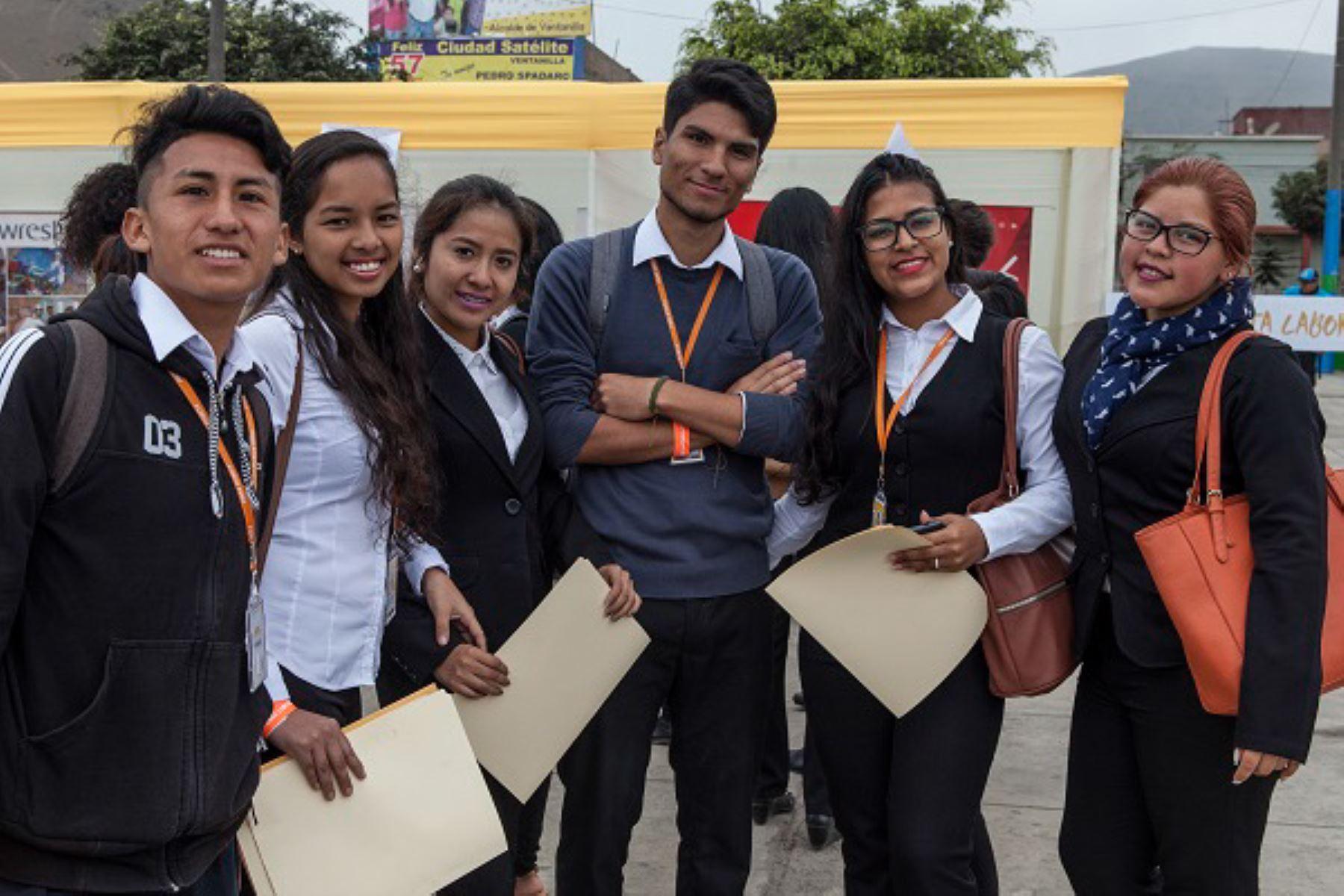 Fundación Forge ofrece más de 600 becas para formación y trabajo de jóvenes entre 18 y 24 años