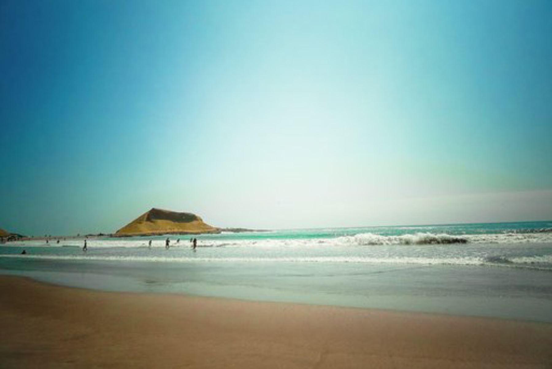 Estas son las playas del norte chico ideales para recibir el 2019.Foto:  ANDINA/Difusión.